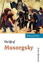 The life of Musorgsky