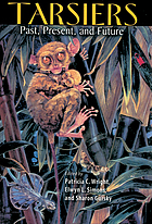 Tarsiers: Past, Present, and Future cover image