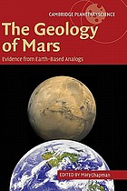 The geology of Mars : evidence from Earth-based analogs