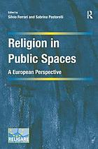 Religion in public spaces : a European perspective