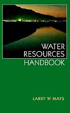 Water resources handbook