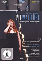 Die Walküre : first day to Der Ring des Nibelungen : music drama in three acts
