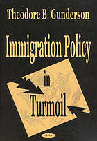 Immigration policy in turmoil