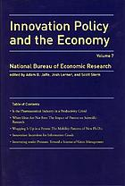 Innovation policy and the economy. / Vol. 7.
