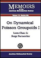 On dynamical Poisson groupoids I