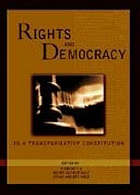 Rights and democracy in a transformative constitution