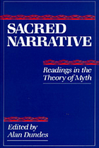 Sacred narrative, readings in the theory of myth
