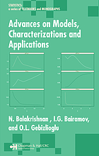Advances on models, characterizations, and applications
