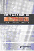 Internal auditing : an integrated approach