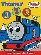 Thomas' 1 2 3 : learn to count with Thomas!