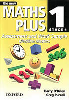 The new maths plus. 1 stage 1