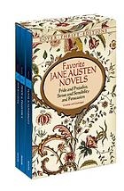 Favorite Jane Austen novels : complete and unabridged