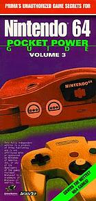 Nintendo 64 power pocket guide : unauthorized