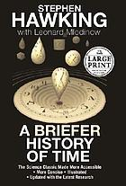 A Briefer History of Time.