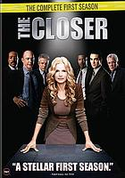 The closer : the complete first season.