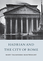 Hadrian and the city of Rome.