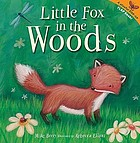 Little fox in the woods