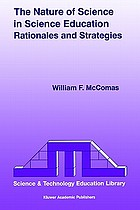 The nature of science in science education : rationales and strategies