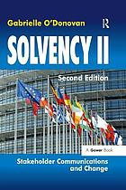 Solvency II : stakeholder communications and change