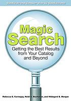 Magic search : getting the best results from your catalog and beyond
