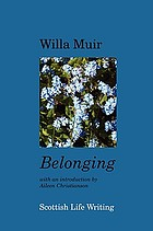Belonging : a memoir