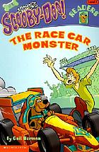 The race car monster