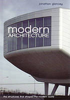 Modern world architecture : classic buildings of our time