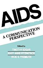 AIDS : a communication perspective