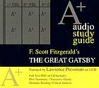 A+ audio study guide : the Great Gatsby.