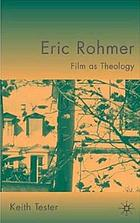 Eric Rohmer : film as theology