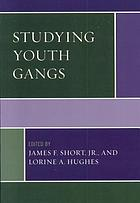 Studying Youth Gangs.