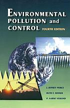 Environmental Pollution and Control.