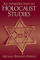 An Introduction to Holocaust studies