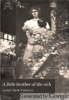 A little brother of the rich : a novel