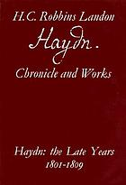 Haydn : chronicle and works