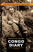 Congo diary : episodes of the Revolutionary War in the Congo