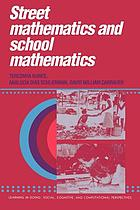 Street mathematics and school mathematics