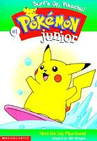 Surf's up, Pikachu! : Pokemon Junior #1