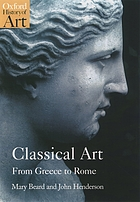 Classical art : from Greece to Rome