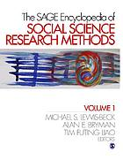 Sage Encyclopedia of Social Science Research Methods cover image