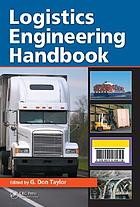 Logistics engineering handbook