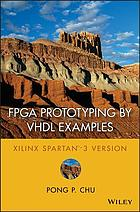 FPGA prototyping by VHDL examples : Xilinx Spartan-3 version