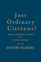 Just ordinary citizens? : towards a comparative portrait of the political immigrant