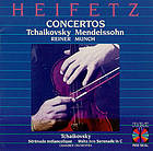 Works by Tchaikovsky and Mendelssohn