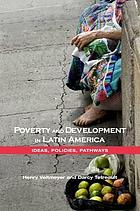 Poverty and development in Latin America : public policies and development pathways