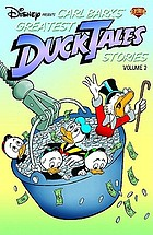 Carl Barks' greatest DuckTales stories. Volume 2