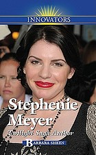 Stephenie Meyer : Twilight saga author