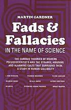 Fads and fallacies in the name of science,