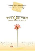 With one voice : awaken to the reality that unites us all