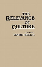 The Relevance of culture